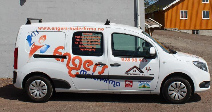 Engers Malerfirma car